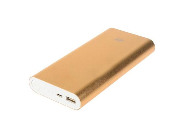 Внешний аккумулятор Eltronic Power Bank 20800mAh Gold NOY-02