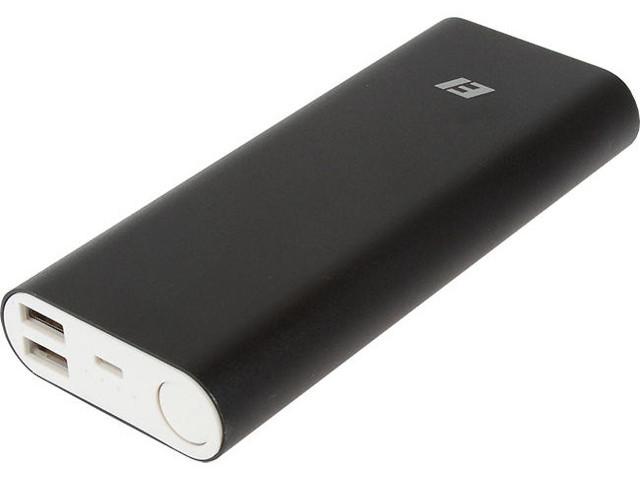 Внешний аккумулятор Eltronic Power Bank 16000mAh Black 66003ch