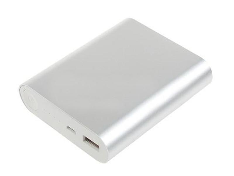 Внешний аккумулятор Eltronic Power Bank 10400mAh Silver NDY-02