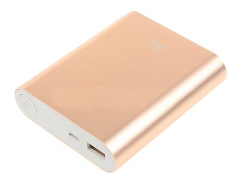 Внешний аккумулятор Eltronic Power Bank 10400mAh Gold NDY-02