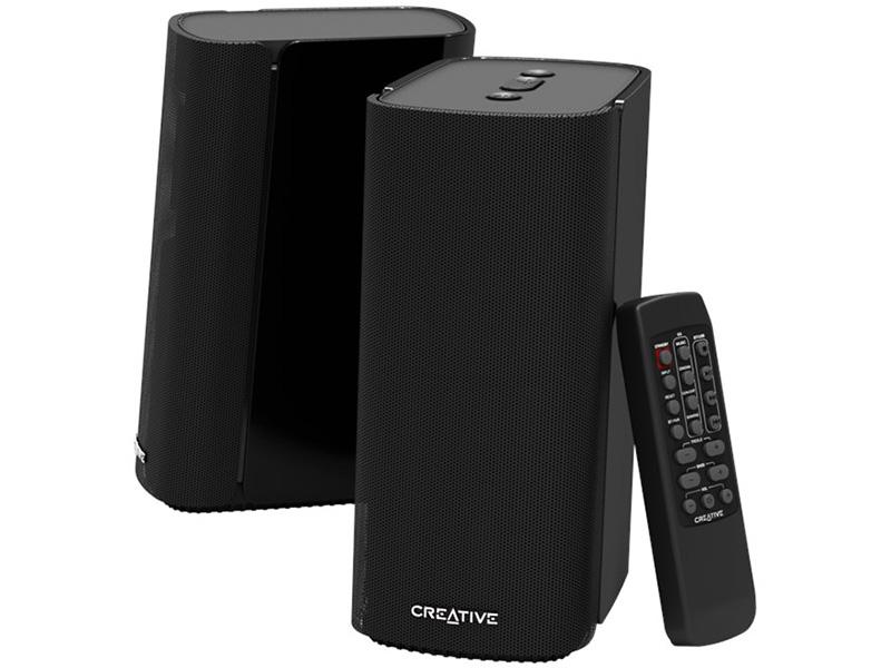 Колонка Creative T100 2.0 Black 51MF1690AA000