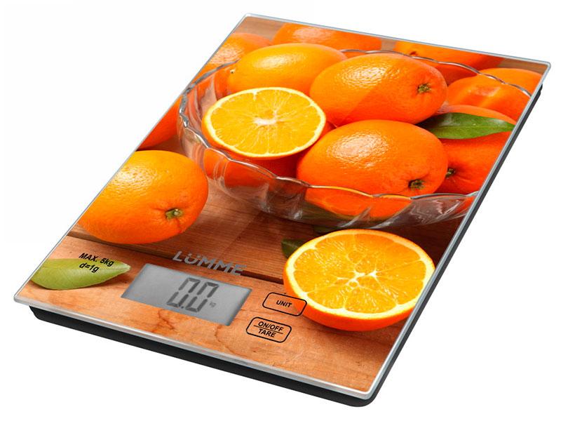 Весы Lumme LU-1342 Orange Fresh