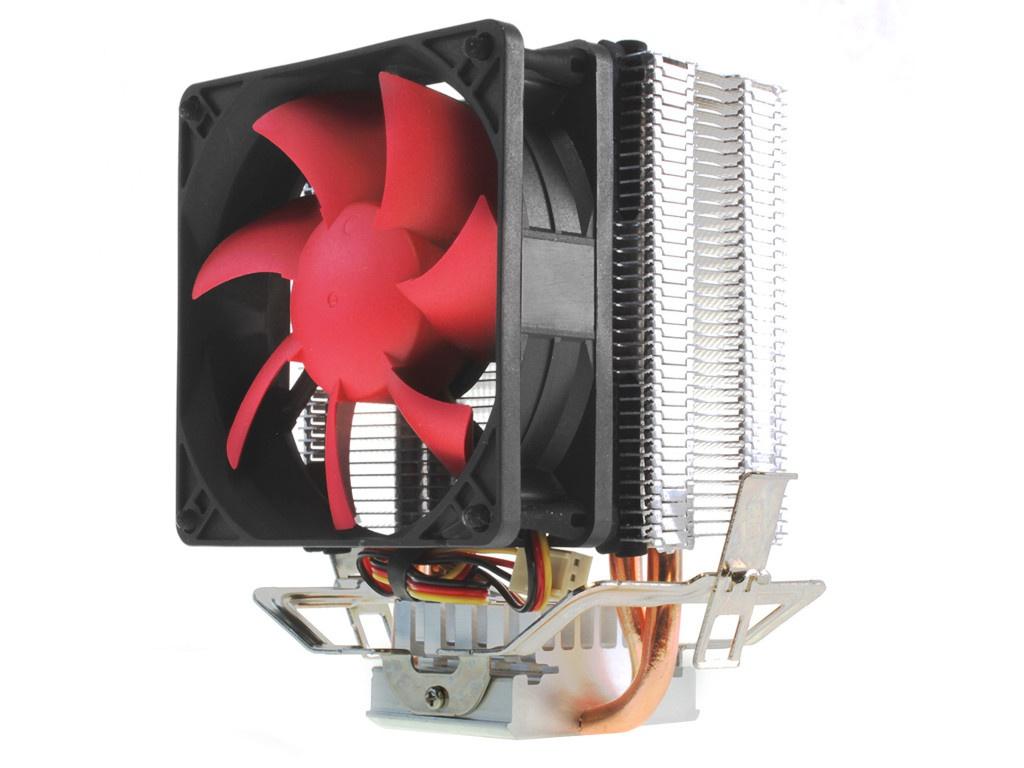 Кулер Crown CM-92 (Intel LGA 775/1155/1150/1156/1151 AMD AM2/AM2+/AM3/AM3+/FM/FM2)