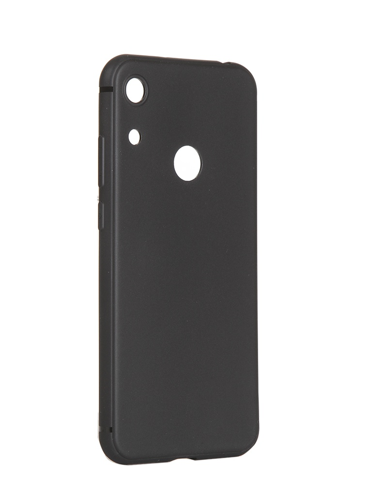 Чехол Innovation для Huawei Honor 8A/Y6 2019 Black 16315 чехол innovation для huawei honor 8a y6 2019 book silicone magnetic black 14224