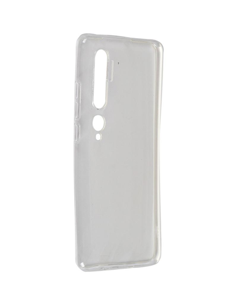 Чехол Innovation для Xiaomi Mi Note 10/CC9 Pro Transparent 16728