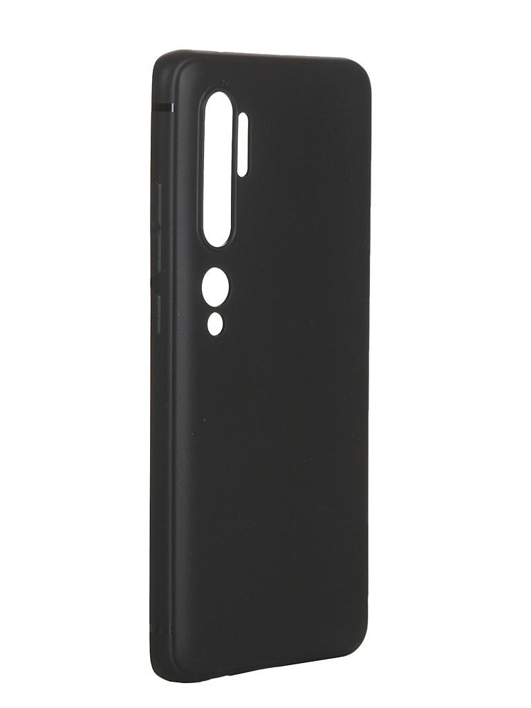 Чехол Innovation для Xiaomi Mi Note 10/CC9 Pro Matte Black 16727