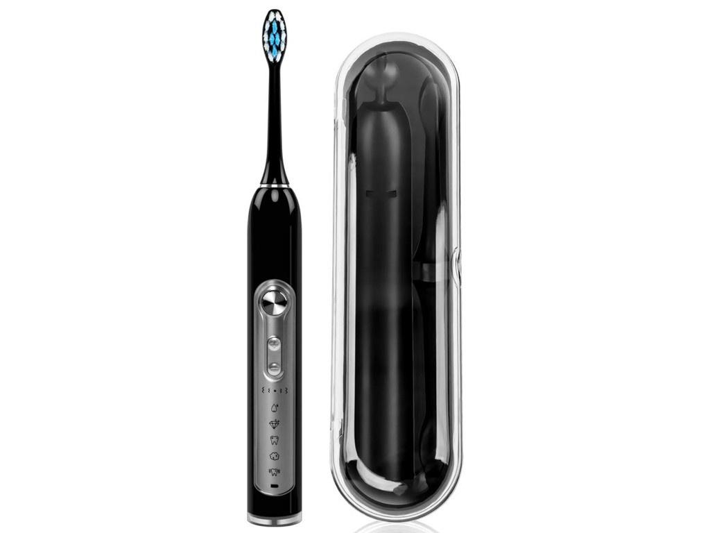 Зубная электрощетка Dentalpik Pro 320 Black