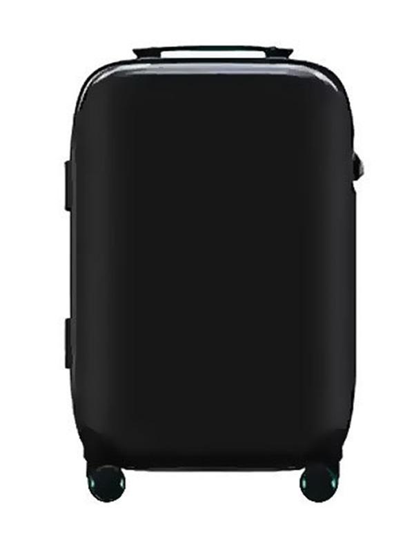 Чемодан Xiaomi Ninetygo Iceland 24 Black