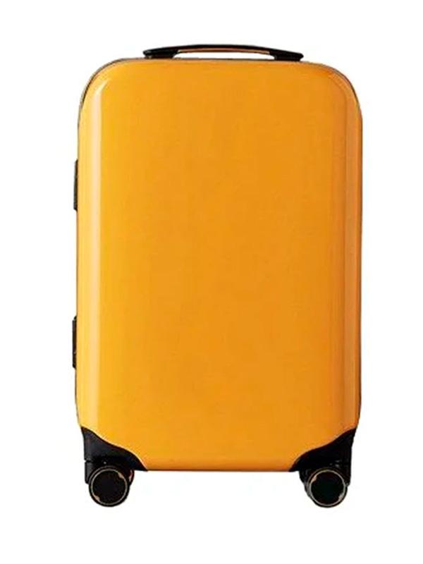 Чемодан Xiaomi Ninetygo Iceland 24 Yellow