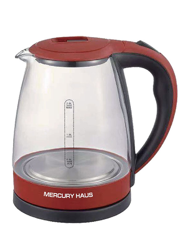 Чайник Mercury Haus MC-6626 2L Red