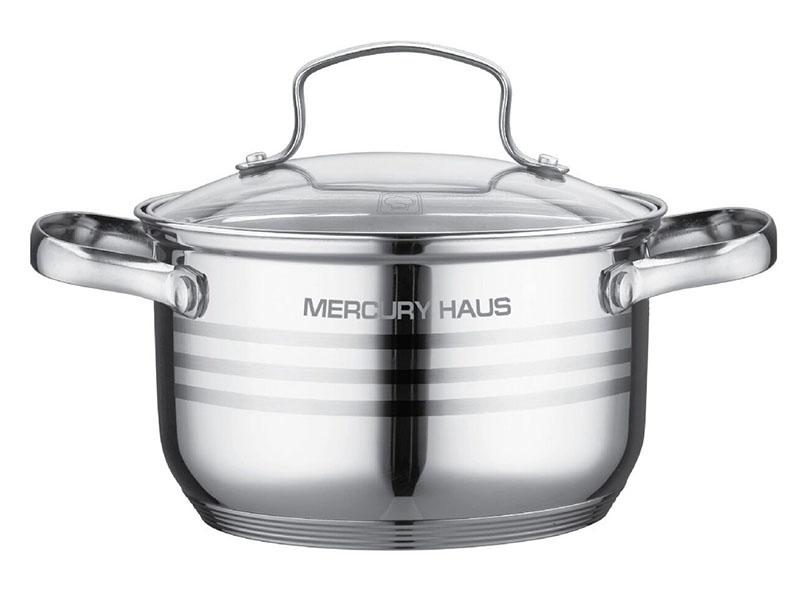 Кастрюля Mercury Haus 20x11.5cm 3.6L MC-7054
