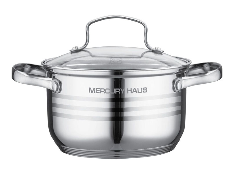 Кастрюля Mercury Haus 16x9.5cm 1.9L MC-7052