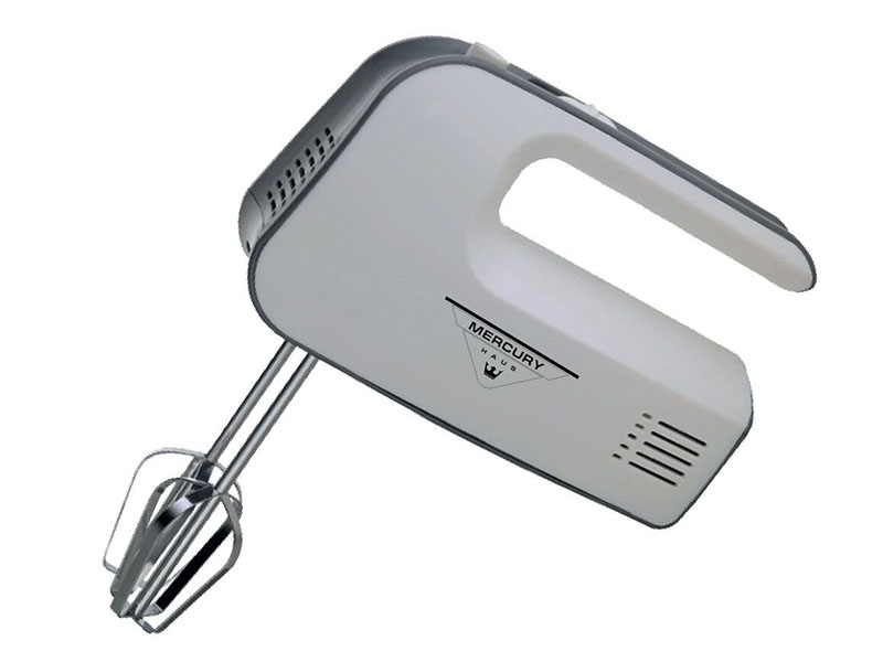 Миксер Mercury Haus MC-6758 White-Grey