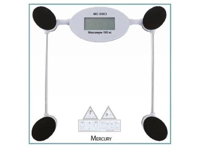Весы напольные Mercury MC-6963