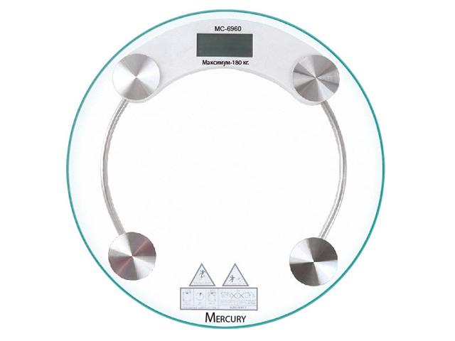 Весы напольные Mercury MC-6960