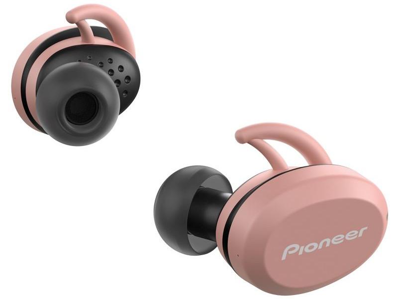 Наушники Pioneer SE-E8TW-P Pink-Black