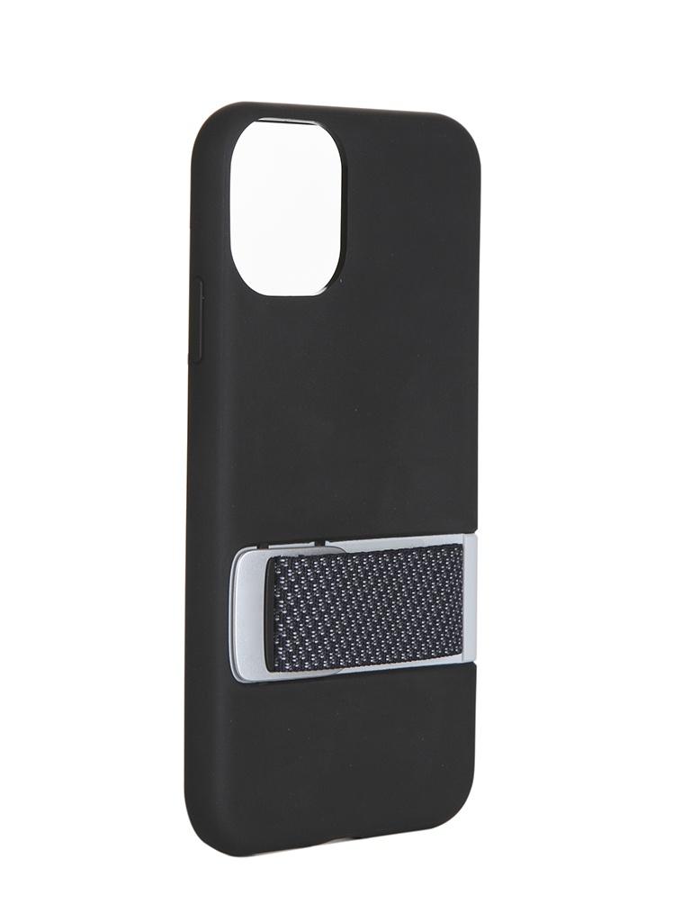 Чехол Moshi для APPLE iPhone 11 Capto с ремешком MultiStrap Black 99MO114004