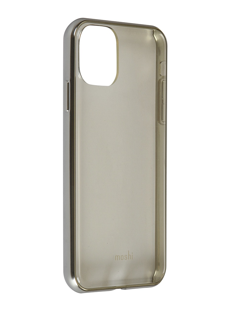 Чехол Moshi для APPLE iPhone 11 Vitros Silver 99MO103204