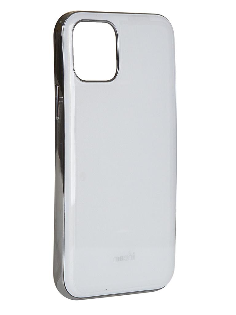 Чехол Moshi для APPLE iPhone 11 Pro iGlaze White 99MO113103