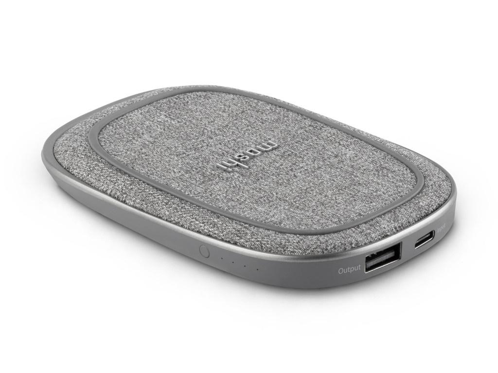 Внешний аккумулятор Moshi Porto Q 5K Grey 99MO022213 цена
