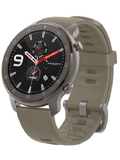 Умные часы Xiaomi Amazfit GTR 47mm Titanium Выгодный набор + серт. 200Р!!!