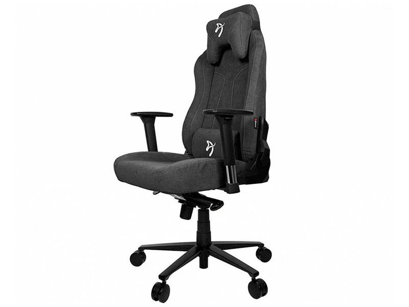 Компьютерное кресло Arozzi Vernazza Soft Fabric Dark Grey