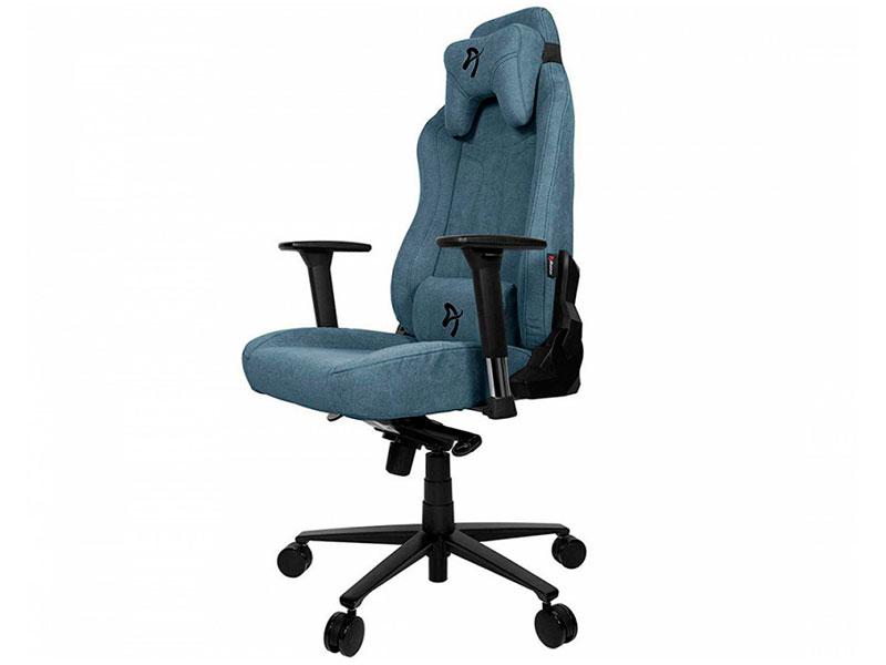 Компьютерное кресло Arozzi Vernazza Soft Fabric Blue