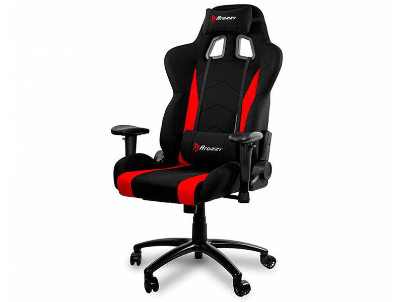 Компьютерное кресло Arozzi Inizio Fabric Red