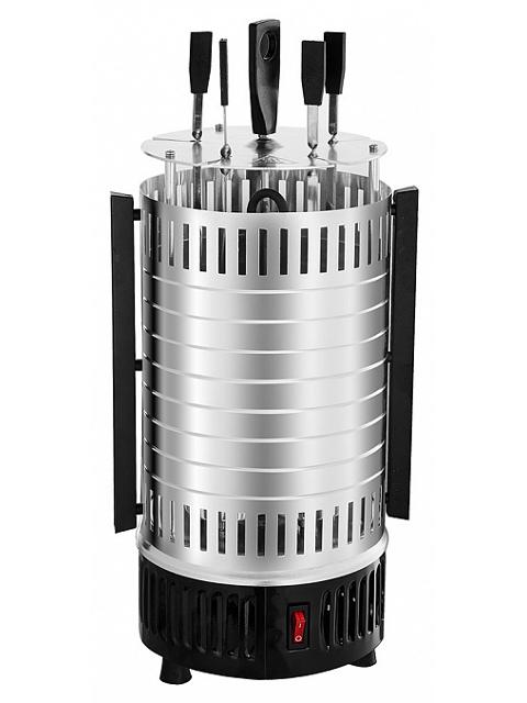 Электрошашлычница Delta DL-6700 1000Вт
