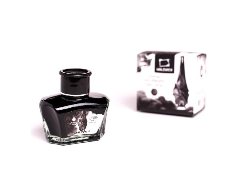 Тушь Малевичъ 60ml Black 195220