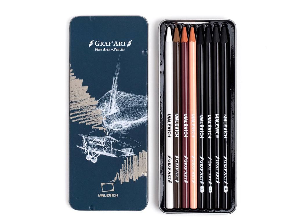 Набор карандашей Малевичъ 197901
