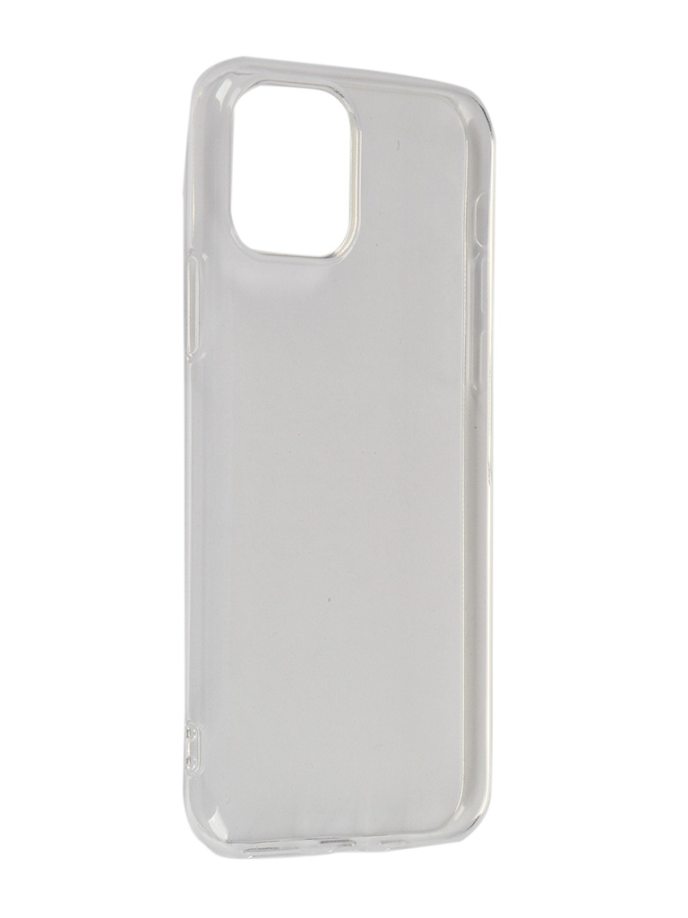 Чехол Brosco для APPLE iPhone 11 Pro Silicone Transparent IP11P-TPU-TRANSPARENT