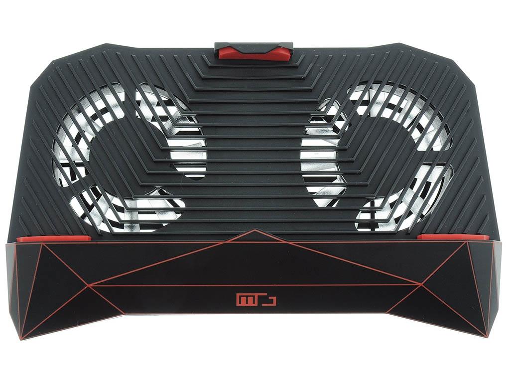 Аккумулятор-держатель Qumo MGame Dual Cool and Charge Black
