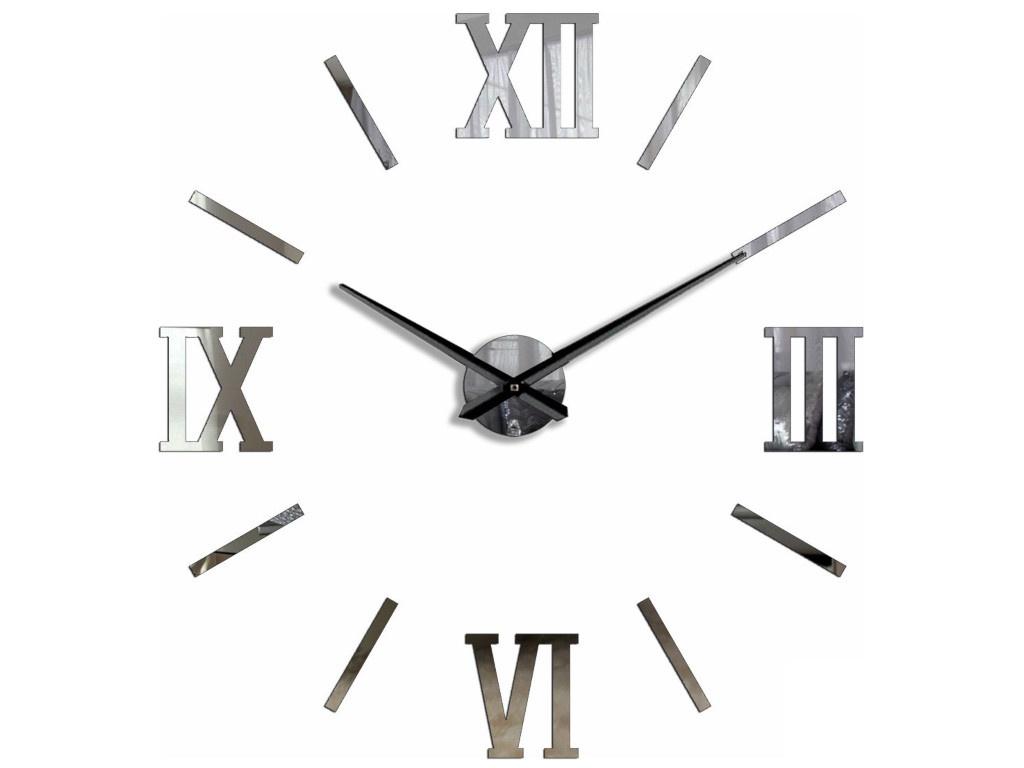 Часы Эврика 3D Римские зеркала 99682