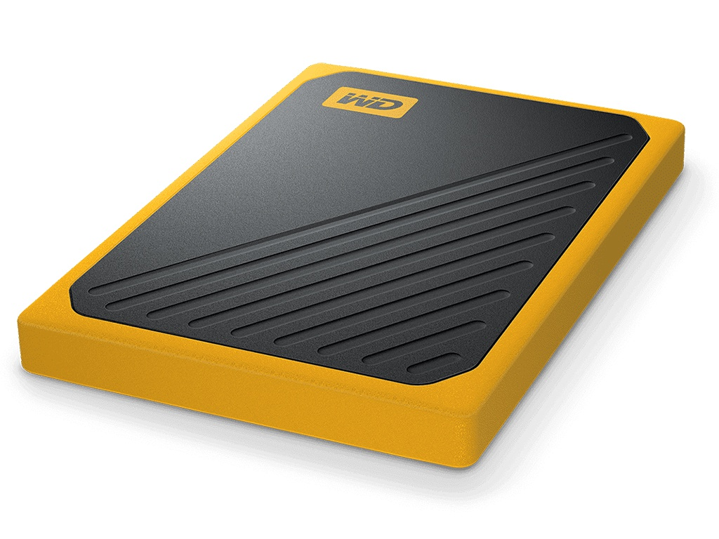 Жесткий диск Western Digital My Passport Go 500Gb Amber WDBMCG5000AYT-WESN my passport
