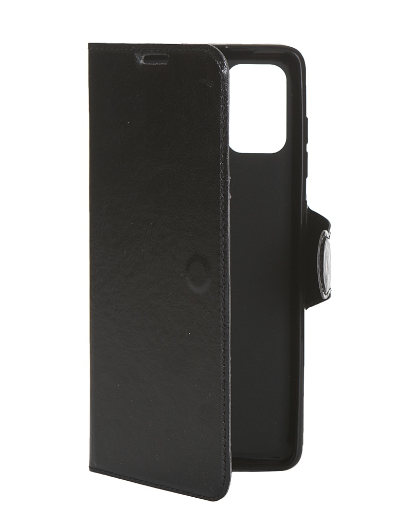 цена на Чехол Red Line для Samsung Galaxy A71 Book Type Black УТ000019429
