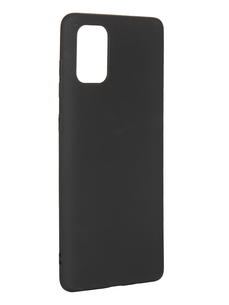 Чехол Red Line для Samsung Galaxy A71 Ultimate Black УТ000019423