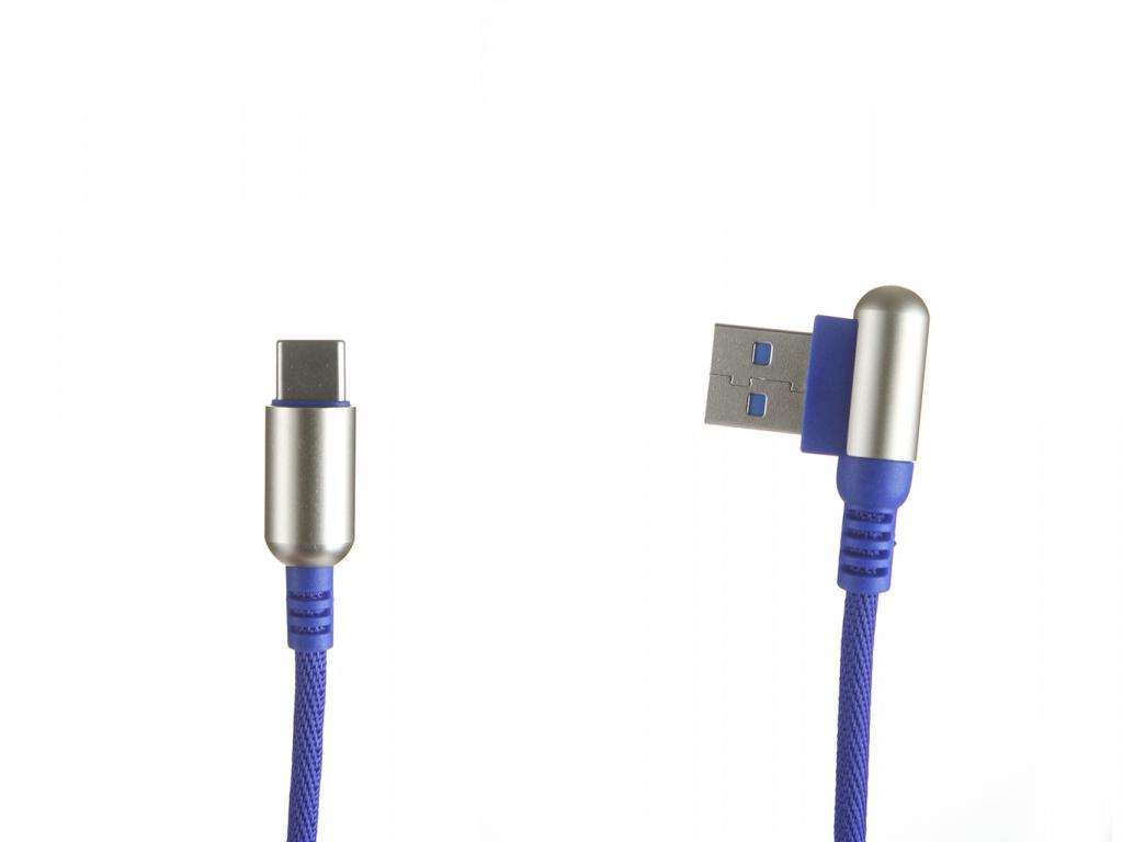 Аксессуар Red Line Loop USB - Type-C Blue УТ000019282
