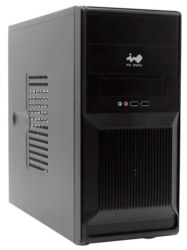Корпус In Win EN028 mATX 400W Black 6028532 / 6101074