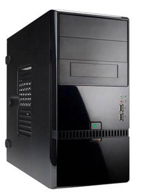 Корпус In Win ENR022BL mATX 400W Black 6100468