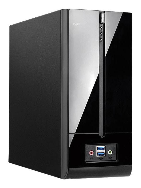 Корпус In Win BM639 Mini-ITX 160W Black 6104029