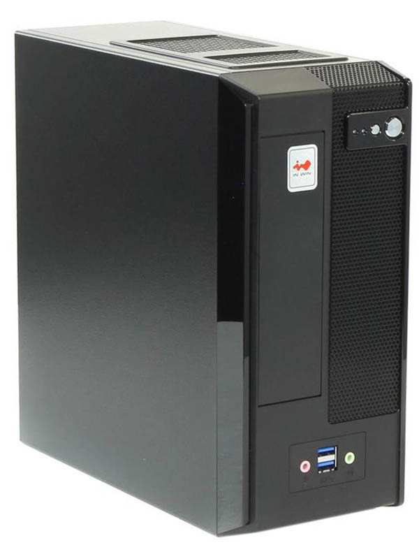 Корпус In Win BM677BL Mini-ITX 160W Black 6115718