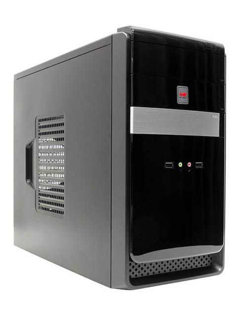 Корпус In Win EMR034BL mATX 450W Black 6120898