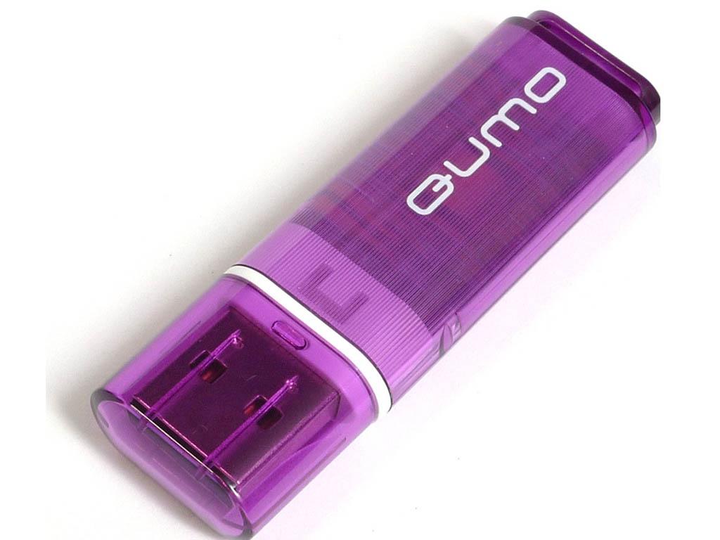 Фото - USB Flash Drive Qumo Optiva OFD-01 64Gb Violet omnilux oml 46301 01