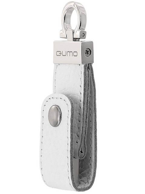 USB Flash Drive 64Gb - Qumo Lex USB 3.0 White qumo lite 2 8gb white