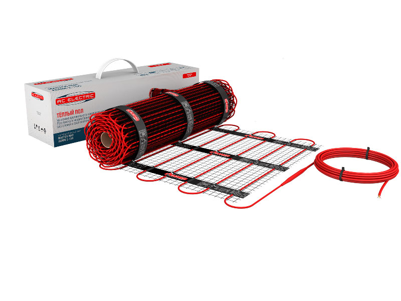 Теплый пол AC Electric ACMM 2-150 0.5м2 75Вт