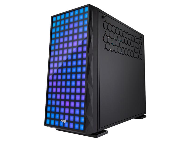 Корпус In Win 309 CF06C ATX без БП RGB Black 6135678