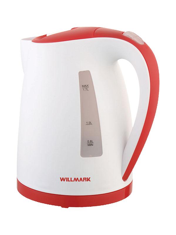 Чайник Willmark WEK-1706P Red