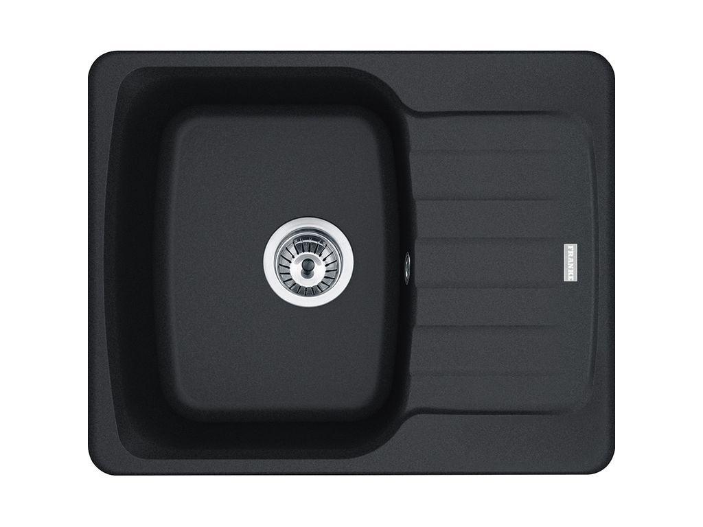 Кухонная мойка Franke AZG 611-62 Onyx 114.0537.802
