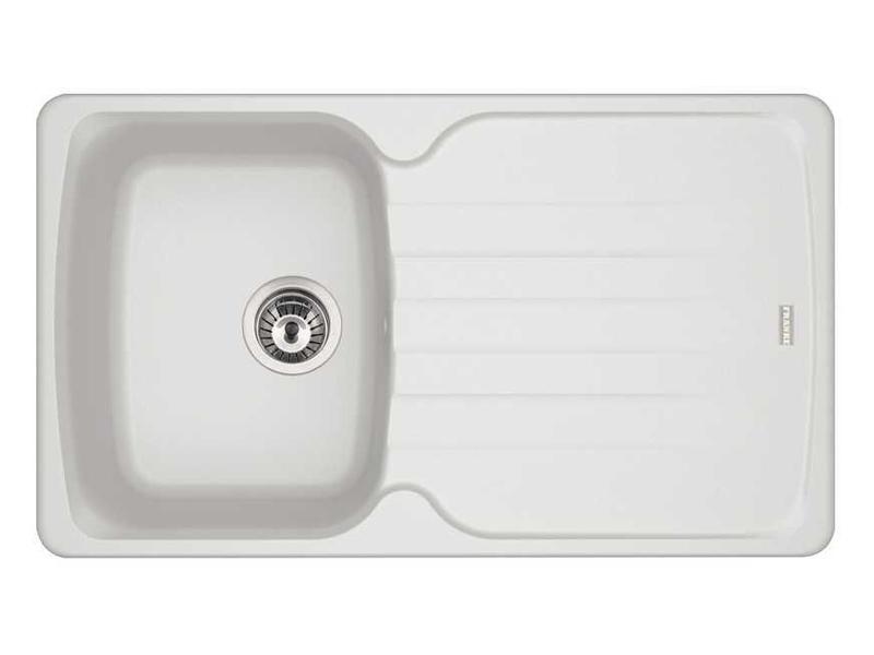 Кухонная мойка Franke AZG 611-86 White 114.0489.160